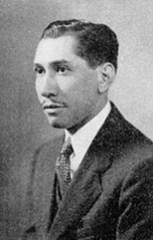 DC National Negro Congress President Rev. Arthur D. Gray: 1940 ca