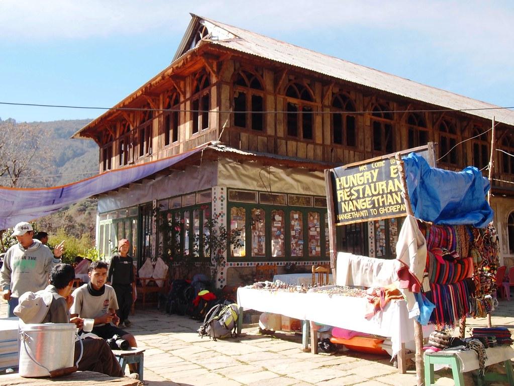 nepal day 2 hike
