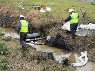 Arkansas Tar Sands Oil Spill