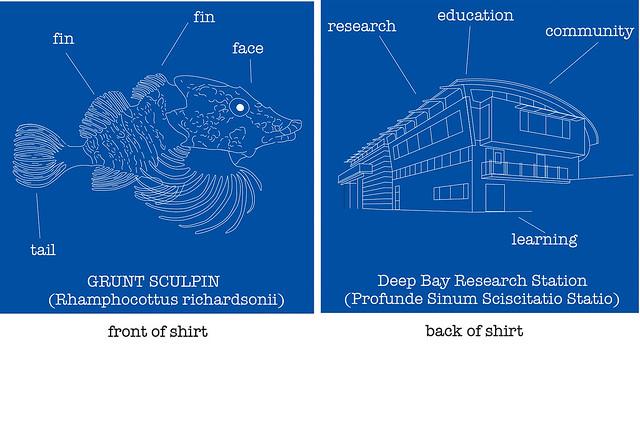 Grunt Sculpin T-shirt