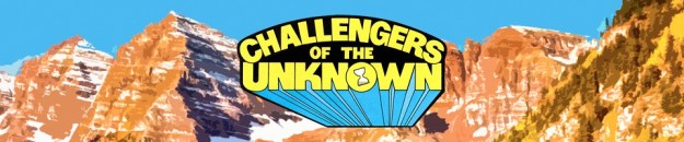 Challengers of the Unknown: The Five Earths Project