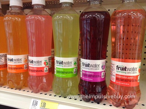 Glaceau FruitWater