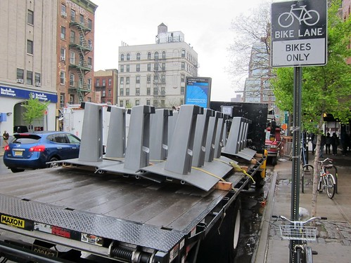 Citi Bikes NYC Bike Share: Bikes Only by Scoboco