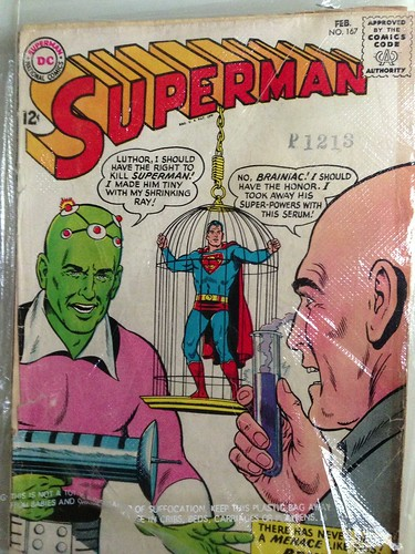 Superman v1 #167