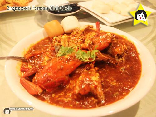 Singapore's Famous Chilli Crab