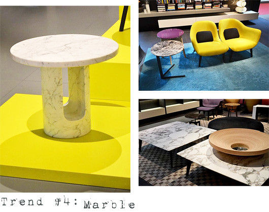 Milan Furniture Fair Trends: Top 6 For 2013