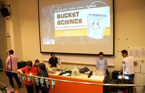 BucketScience-Preparations