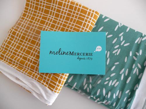 Moline Mercerie Fabric