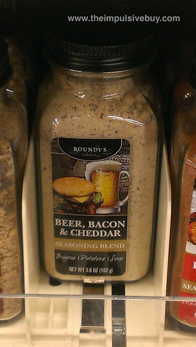 Roundy's Select Beer, Bacon & Cheddar