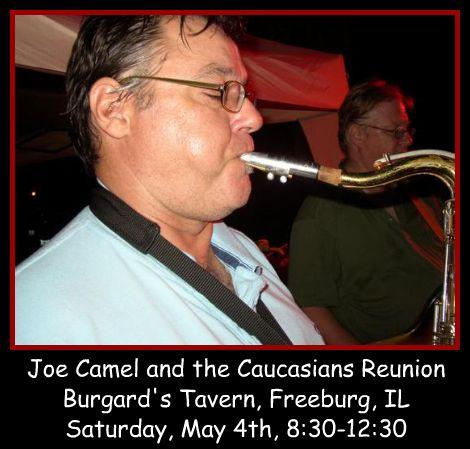 Joe Camel Reunion 5-4-13