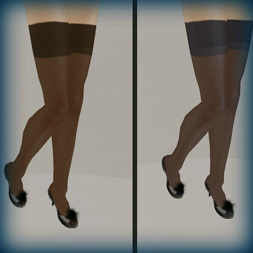 New Stockings From Adam & Eve