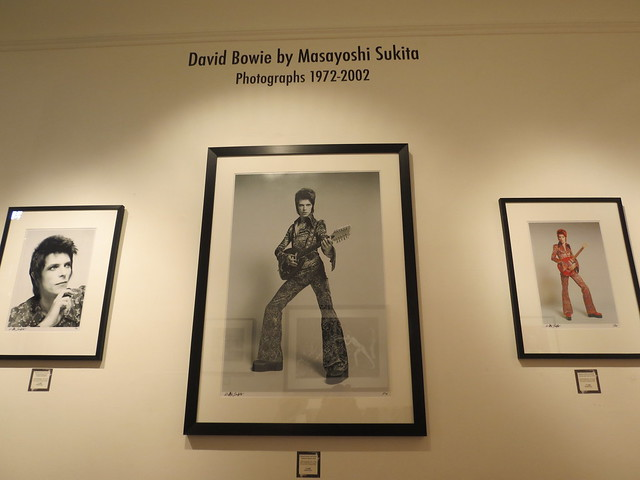 Masayoshi Sukita: Photographs of David Bowie, 1972 - 2002, Snap galleries, London