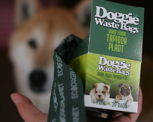 Bugsy's Box: EcoDogPlanet poop bags