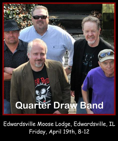 Quarter Draw Band 4-19-13