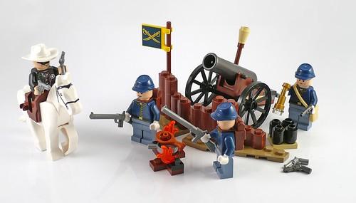 The Lone Ranger 79106 Cavalry Builder Set set07