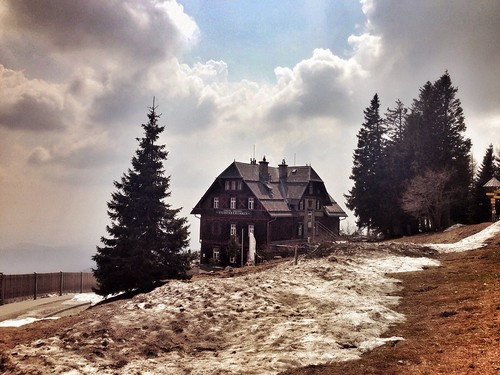 Hiking mount Schöckl by SpatzMe