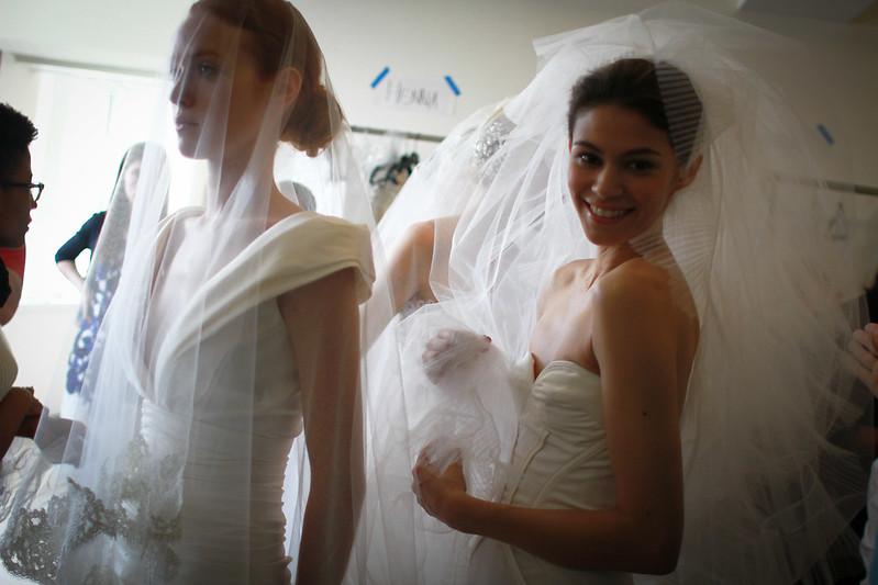 Oscar de la Renta Bridal 2014 - 95