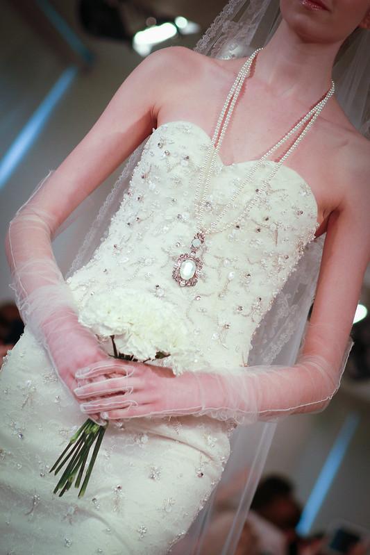 Oscar de la Renta Bridal 2014 - 247