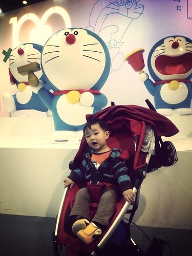365 Blogging #126 看小叮噹展 @ The Mao Family - LOVE‧EAT‧PLAY! :: 痞客邦