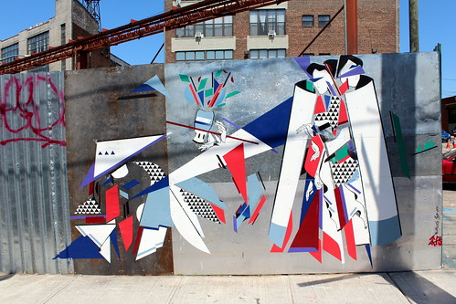 Brooklyn - Bushwick: Five Points by wallyg