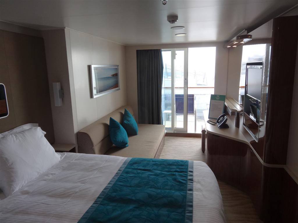 NCL Breakaway  Balcony Cabin Pictorial  Cruise Critic