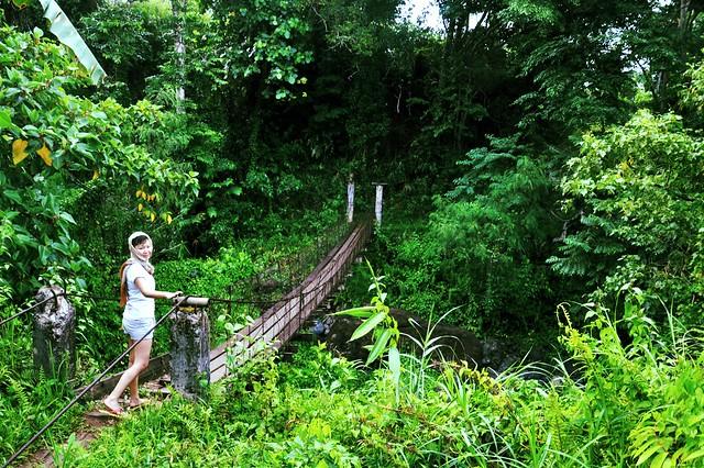Anuplig Falls Trail