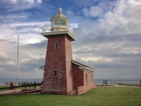 Mark Abbott Memorial Lighthouse - Santa Cruz - 2012