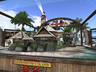 HeadHunter's Island