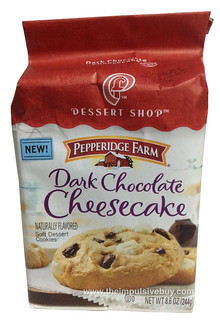 Pepperidge Farm Dessert Shop Dark Chocolate Cheesecake