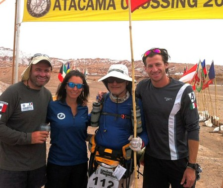 Atacama Crossing 2013