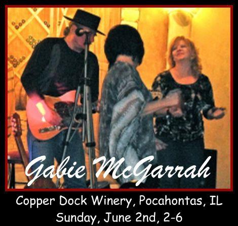 Gabie McGarrah 6-2-13