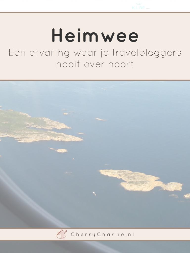 Heimwee - Een ervaring waar je travelbloggers nooit over hoort • CherryCharlie.nl