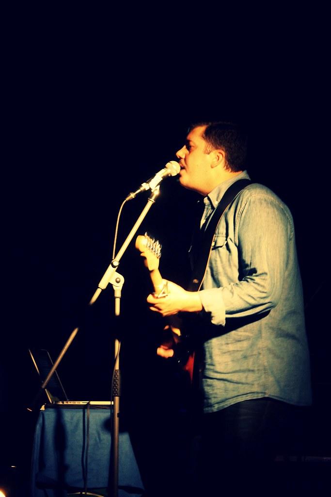 azure blue at indie pop days 3