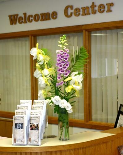 June 2 Flower Offering by Carmen CS