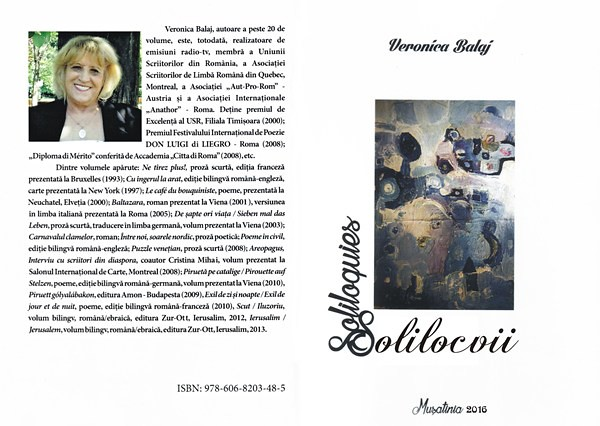 Solilocvii Veronica Balaj