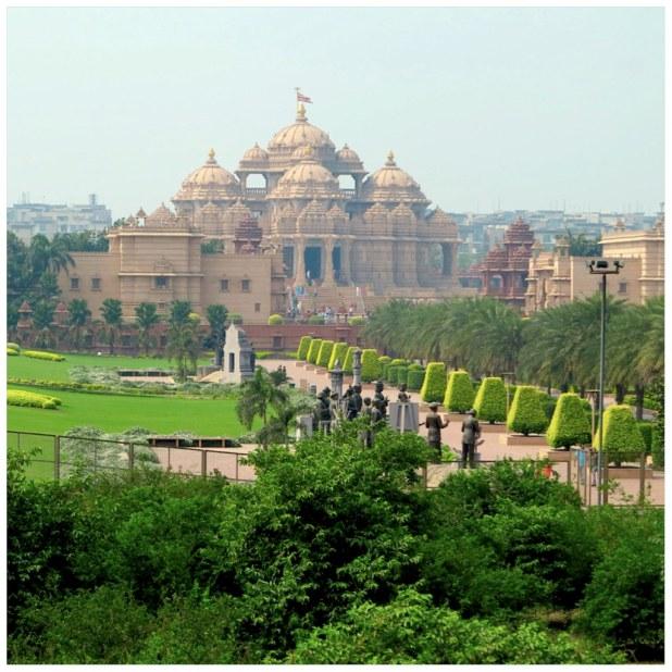 Mejor visita Delhi Templo Akshardam