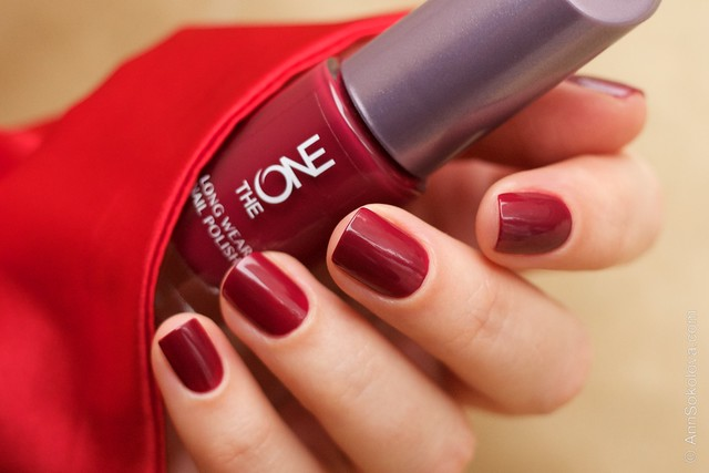 05 Oriflame The One Ruby Rouge