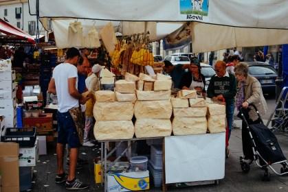Torino: Mercato di Porta Palazzo