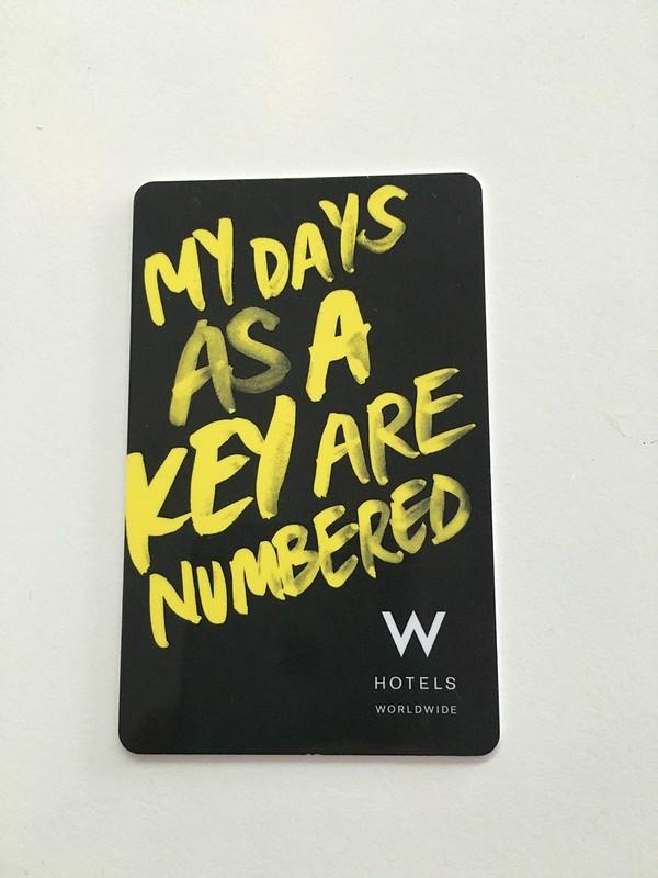 Keyless W Barcelone