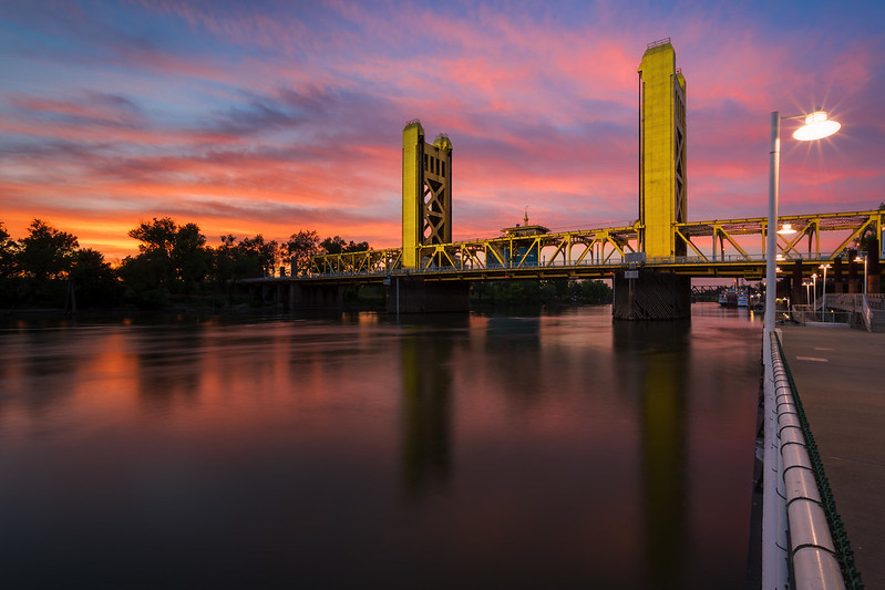 Tower Bridge Glow