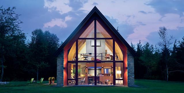 Hudson Passive House