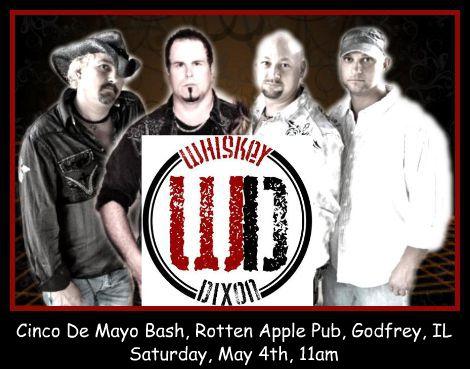 Whiskey Dixon 5-4-13