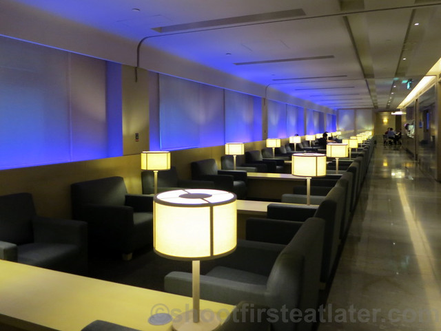 China Airlines Lounge in Taipei airport-004