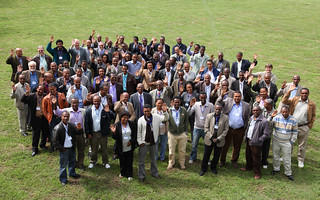 Participants of the LIVES Project Implementation Planning Workshop