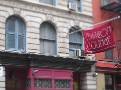 Flatiron Lounge, NYC