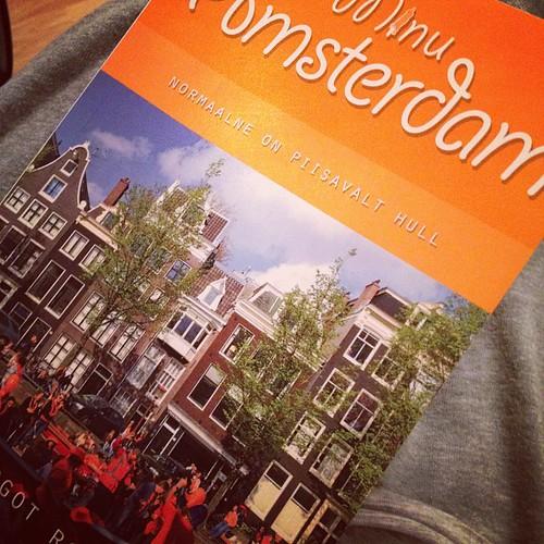 Planning my trip to Amsterdam