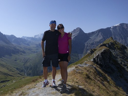 Hiking Above Les Arcs