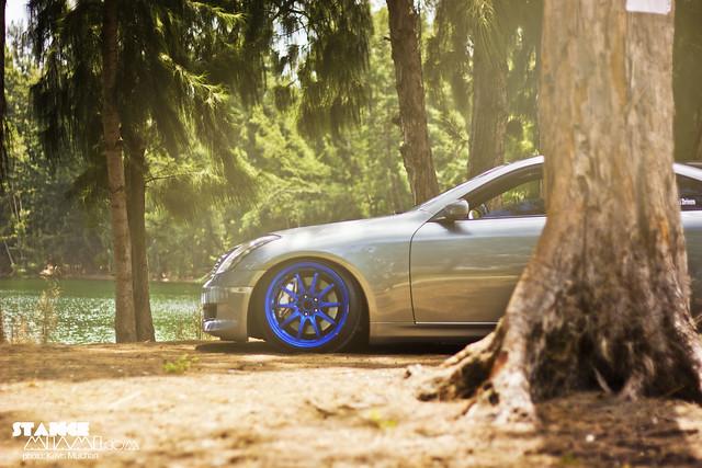 G35 Blue WM