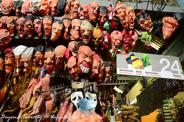 horror masks
