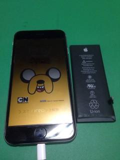 184_iPhone6のバッテリー交換